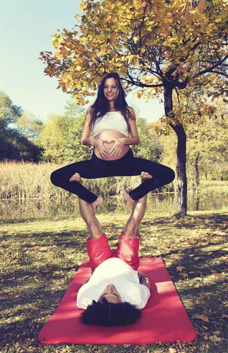 power yoga mindfulness - zwangerschapsyoga wat gaan we doen
