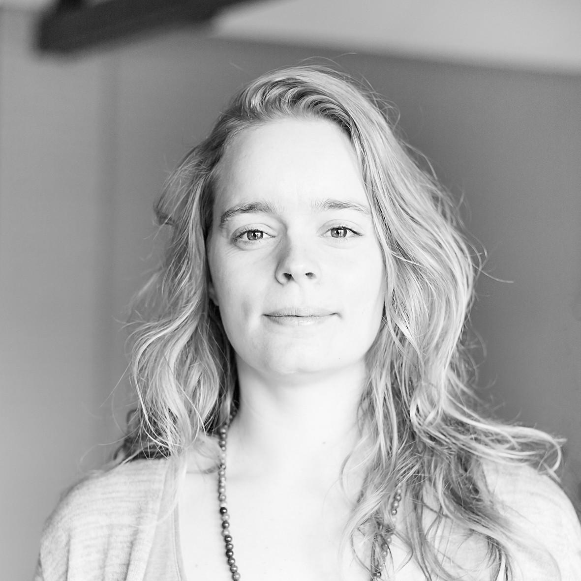Astrid Janssen yoga docent
