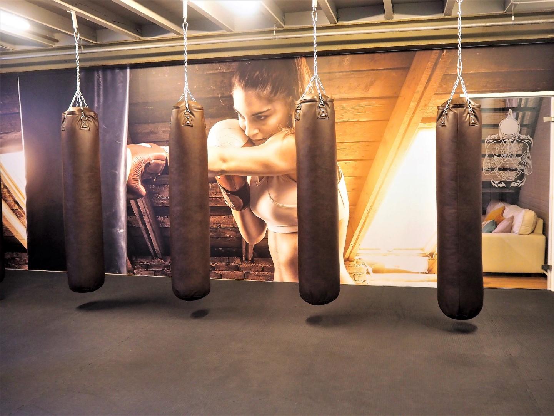 Kickboks bokszak