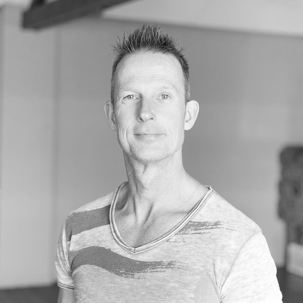 Ronald van der Linden kickboks docent