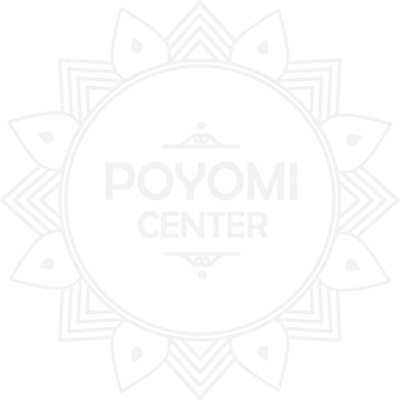 POYOMI CENTER Logo
